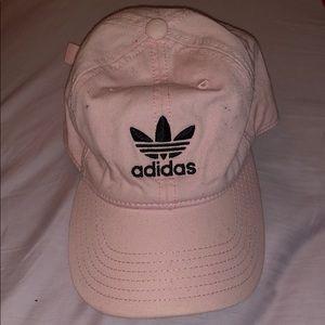 Adidas Light pink hat